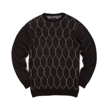 將圖像加載到畫廊查看器中TRATLEHNER K02 Sweater Black/White - Concrete