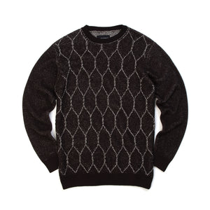 TRATLEHNER K02 Sweater Black/White