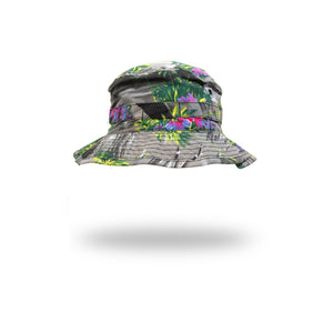 TSPTR Aloha Boonie Hat Multi Floral