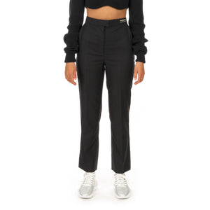 TTSWTRS | Cigarette Pants Black - Concrete