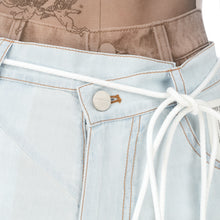 Load image into Gallery viewer, TTSWTRS | Bermuda Denim Shorts Light Blue - Concrete