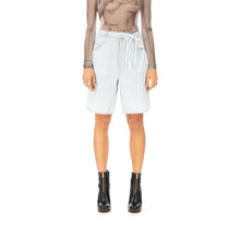 Load image into Gallery viewer, TTSWTRS | Bermuda Denim Shorts Light Blue