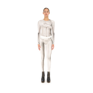 TTSWTRS | Body Leggings White