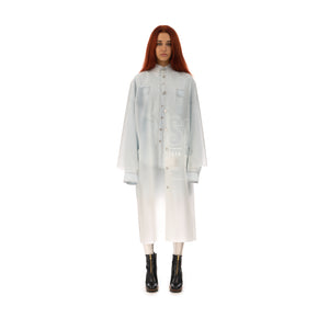 TTSWTRS | Sheer Coat White