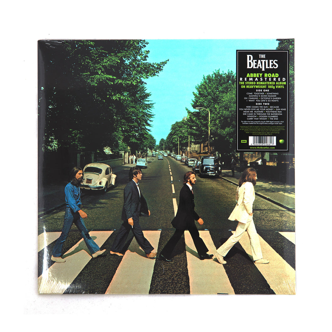 The Beatles - Abbey Road -Hq/Remastered- LP - 0094638246817