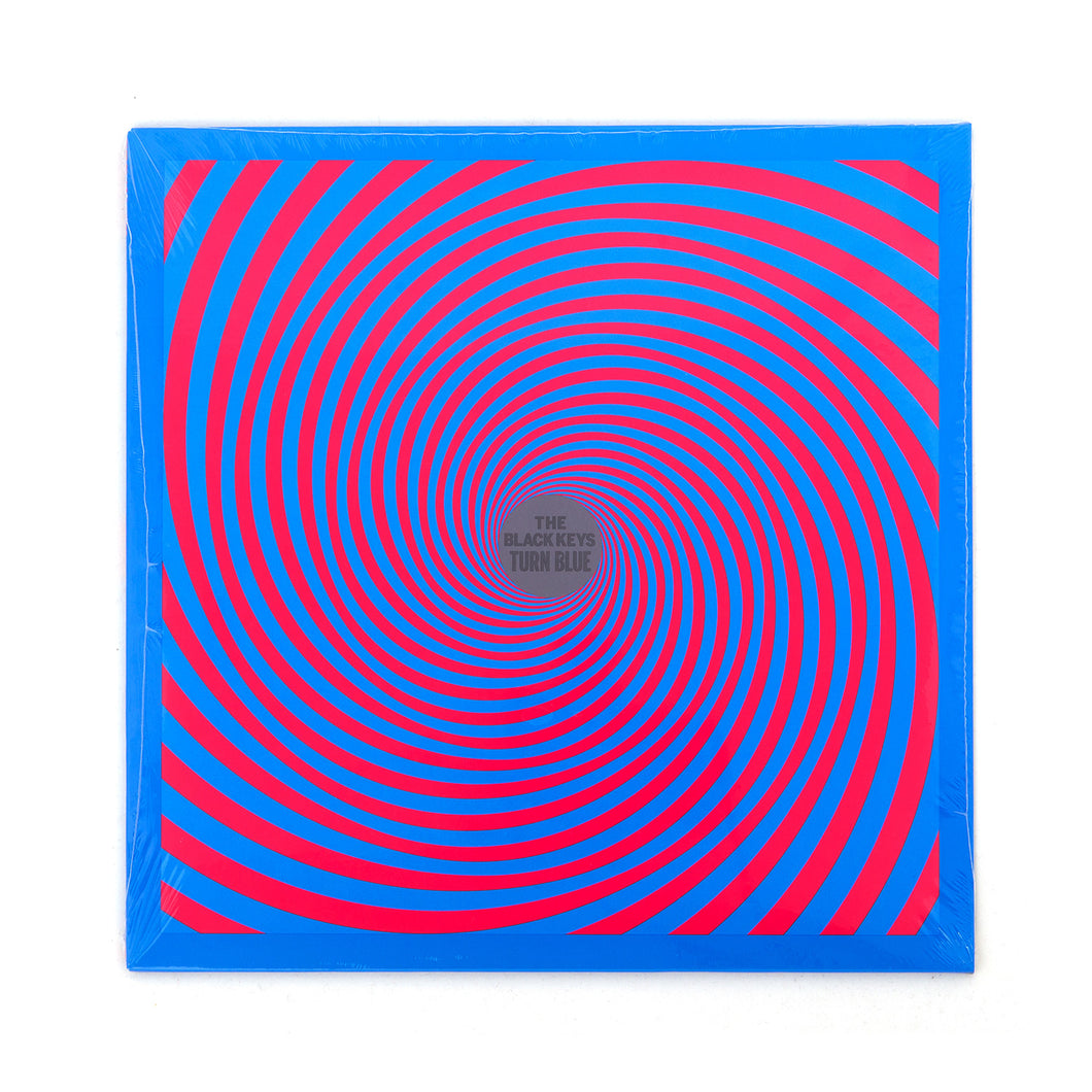 Black Keys - Turn Blue - 2Lp+Cd