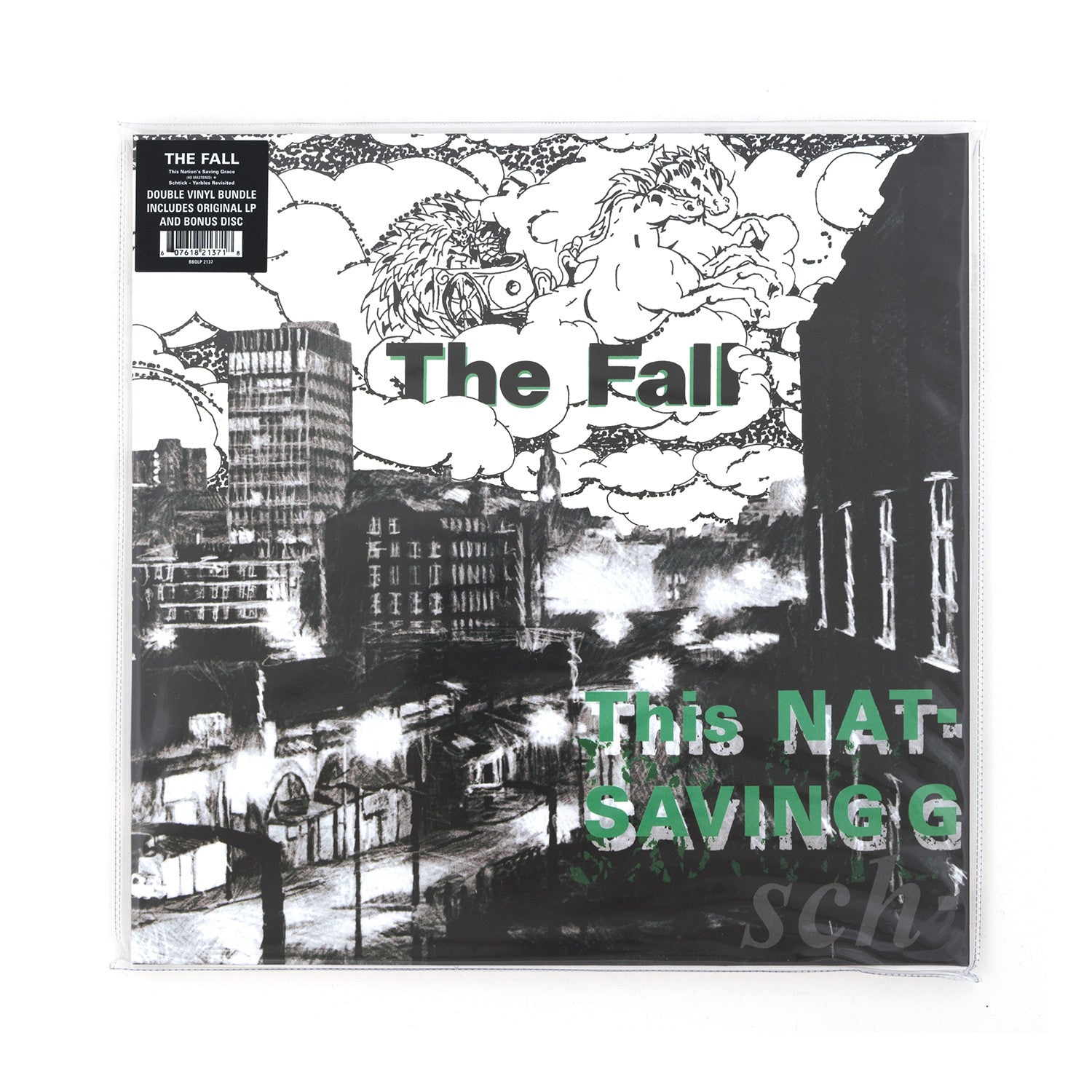 Fall - Nation's Saving Grace 2-LP - Concrete