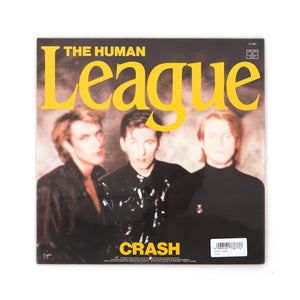 Human League - Crash LP - Concrete
