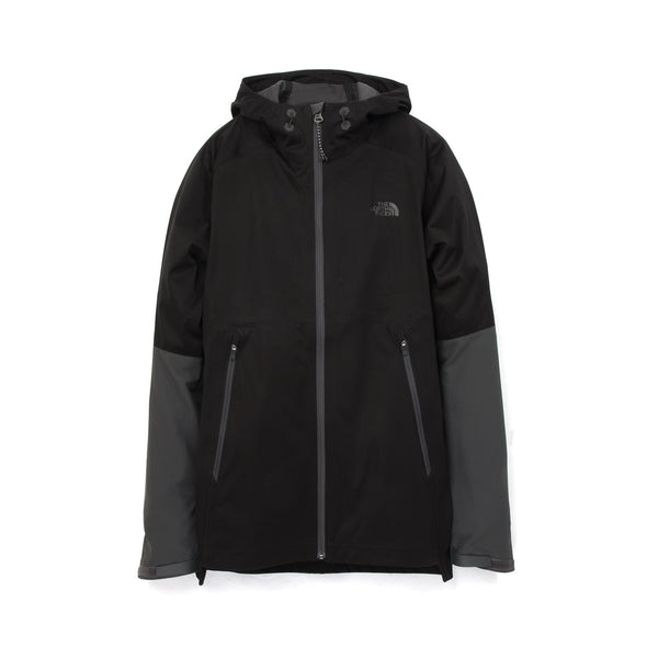 The North Face Terra Metro Jacket Black - Concrete