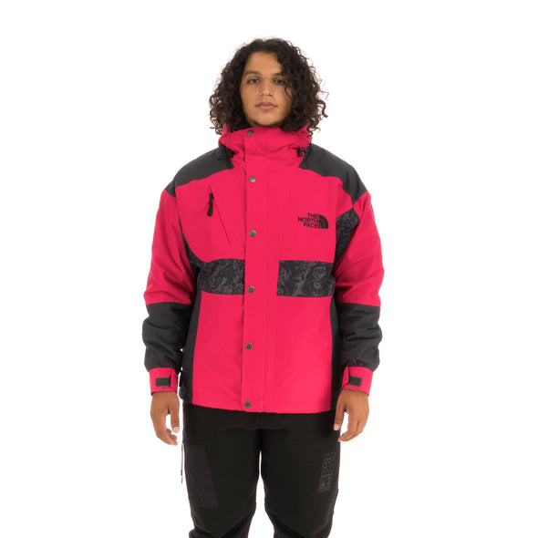 The North Face | WP Syn Insulated Jacket Rose Red - Concrete