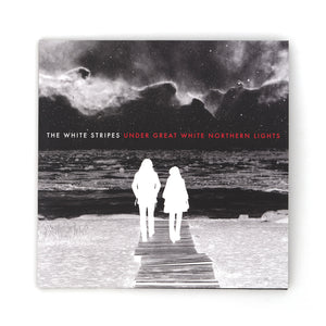 White Stripes - Under Great White Northern Lights  2-LP - Concrete