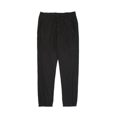 Transit Uomo Trousers Black - Concrete