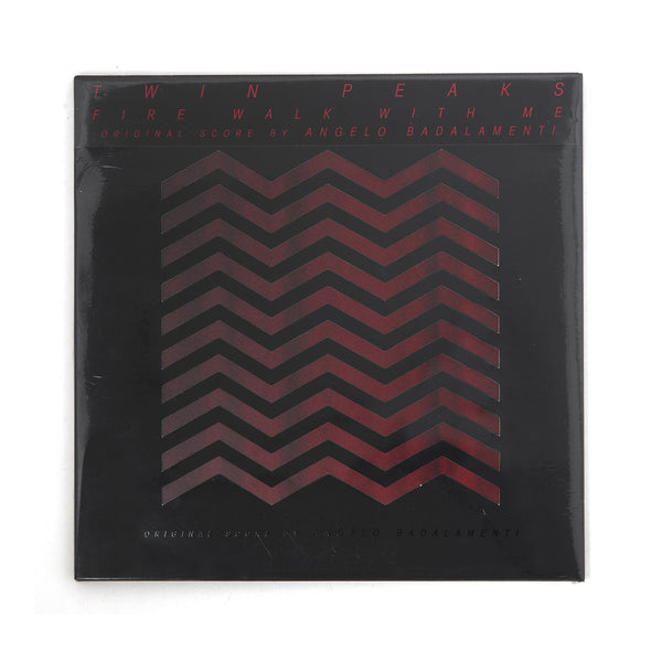 Ost - Twin Peaks -Hq/Colour 2-LP