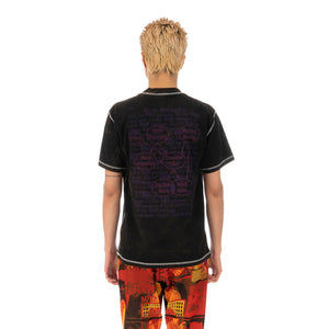 United Standard | Butterfly Acid T-Shirt Black