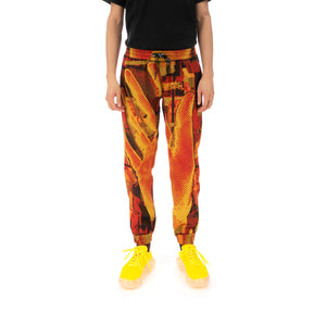 United Standard | Jacquard Pants Orange