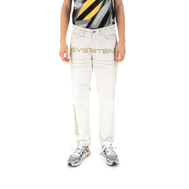 United Standard | Snafu Pants White
