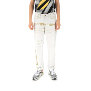 United Standard | Snafu Pants White - Concrete
