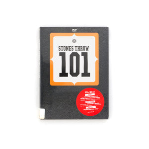 Various Artists Stones Throw 101 - Dvd + Cd (Tall Case) - Concrete