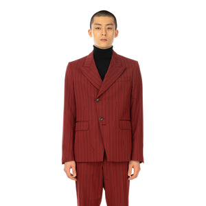 Vivienne Westwood | Peacock Jacket Red - Concrete