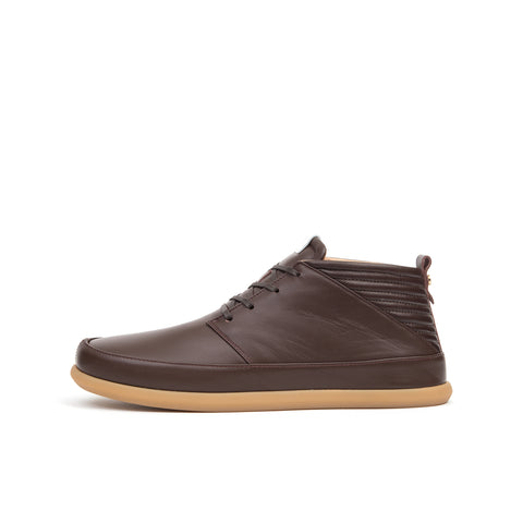 Volta Classic Leather Dark Brown