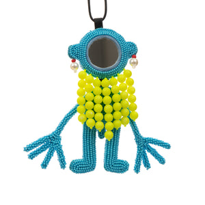 Walter Van Beirendonck | Mirrorman Necklace Aquarius - Concrete