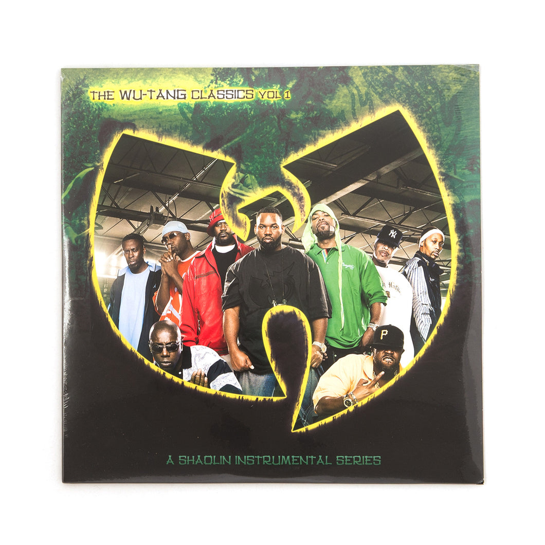 Wu-Tang Clan - Classic Vol.1 2-LP - Concrete
