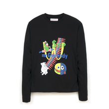 Load image into Gallery viewer, Walter van Beirendonck Me Greedy Tee Black