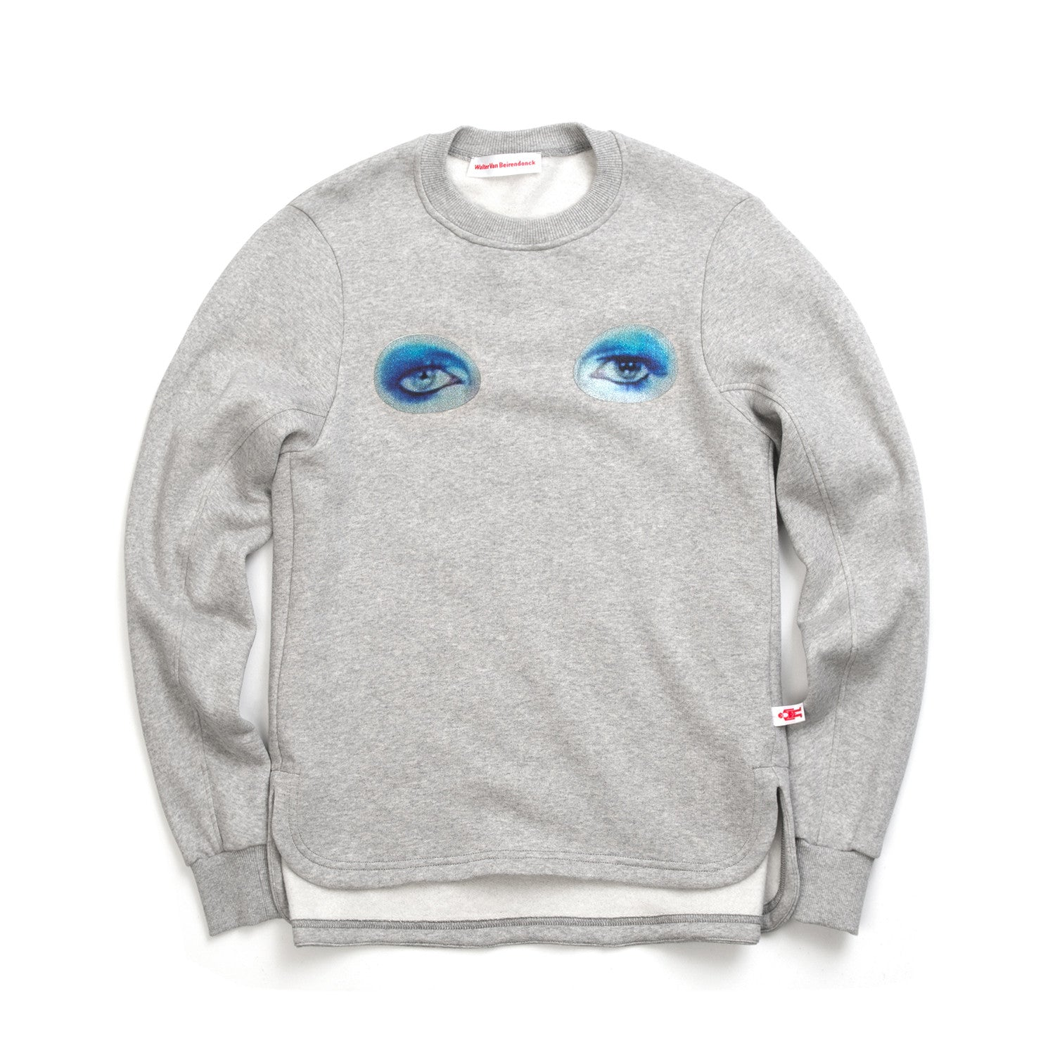 Walter van Beirendonck Holy Sweat Grey
