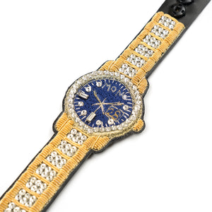 Walter van Beirendonck W-Watch Gold