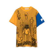 Load image into Gallery viewer, Walter van Beirendonck Sun & Moon S/S T-Shirt Zinnia