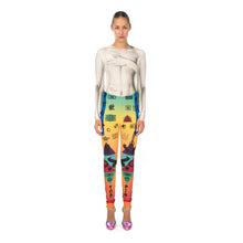 Load image into Gallery viewer, Walter van Beirendonck P!G Leggings Multi Print
