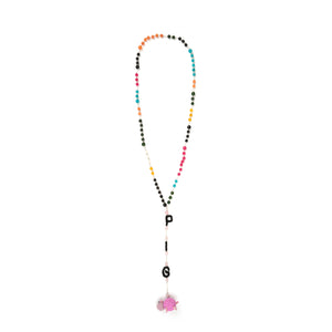 Walter van Beirendonck P!G Necklace Multi Color