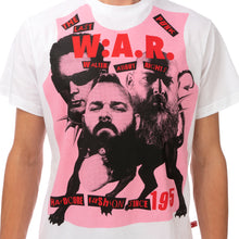Load image into Gallery viewer, Walter Van Beirendonck | Last Punk T-Shirt White - Pink Print