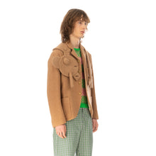 Load image into Gallery viewer, Walter van Beirendonck Boxy Toy Blazer Camel - Concrete