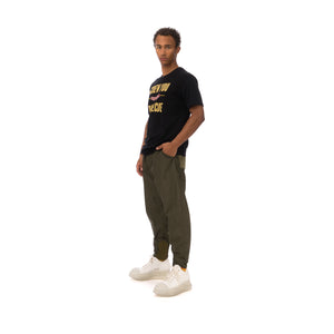 White Mountaineering | Easy Tapered Pants Khaki