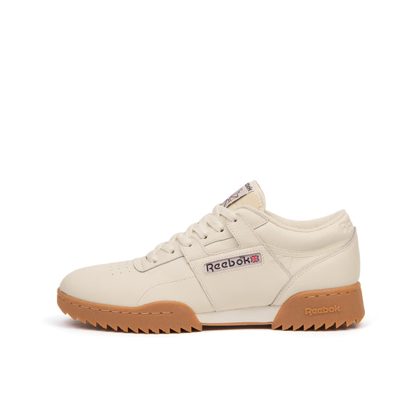 Reebok Workout Clean Ripple Vintage Chalk/Black-Gum