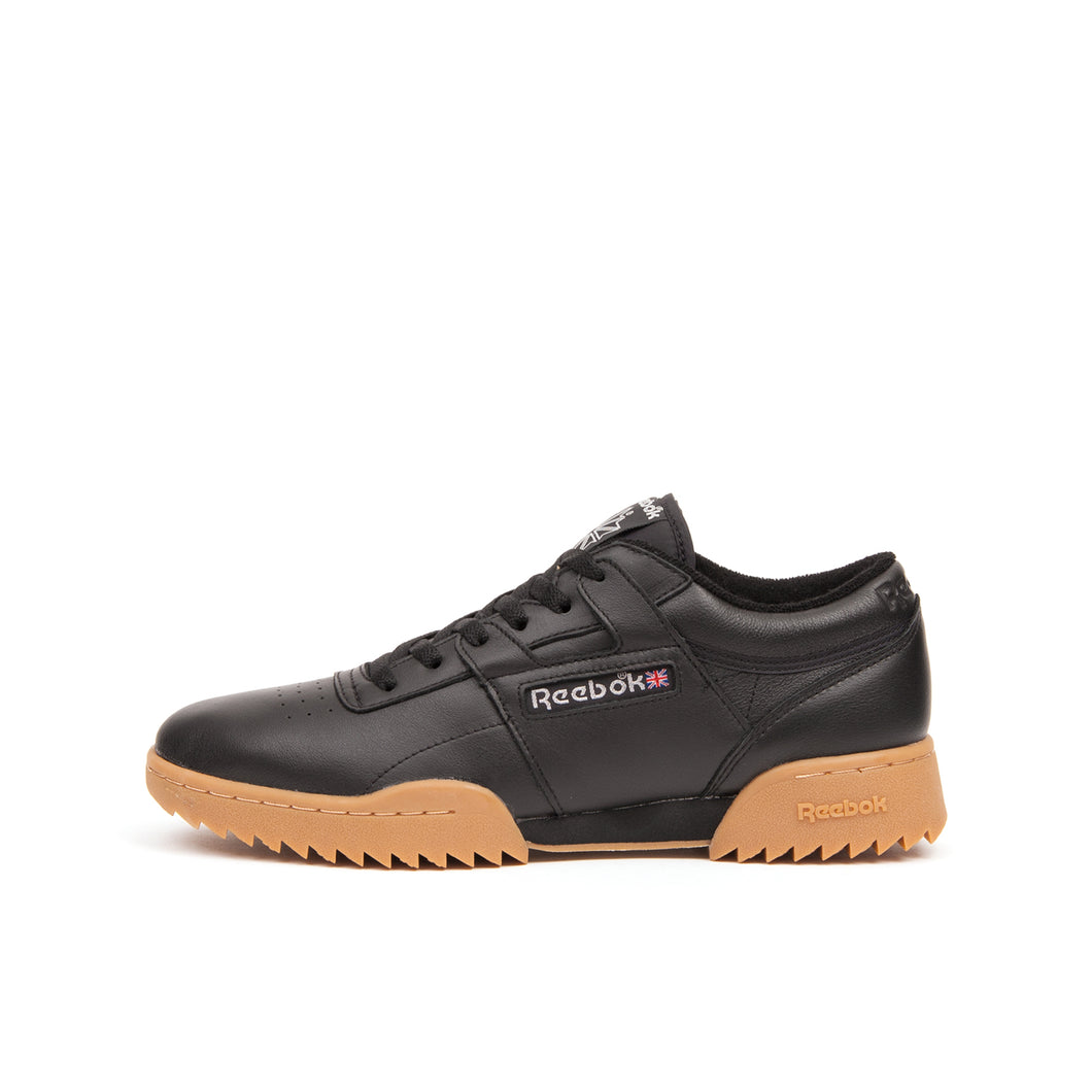 Reebok Workout Clean Ripple Vintage Black/Chalk-Gum