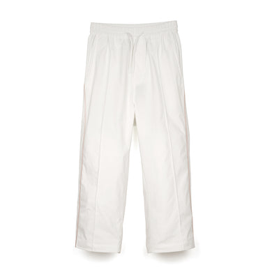 adidas Y-3 | M Woven Lux Track Pants White - DY7309 - Concrete