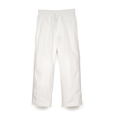 adidas Y-3 M Woven Lux Track Pants White - DY7309