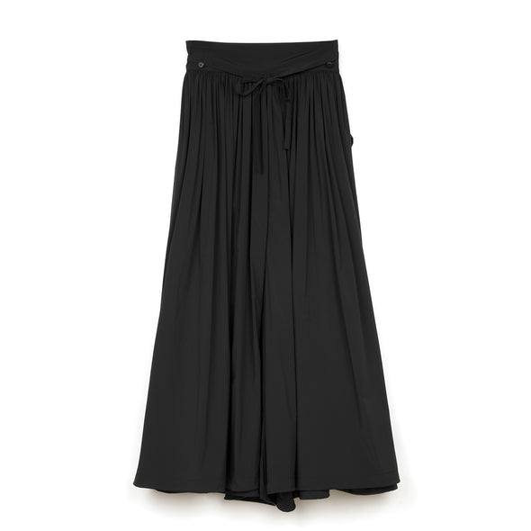 adidas Y-3 W Light Nylon Parachute Skirt Black - DY7155