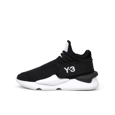 adidas Y-3 | Kaiwa Knit Core Black - F97424 - Concrete