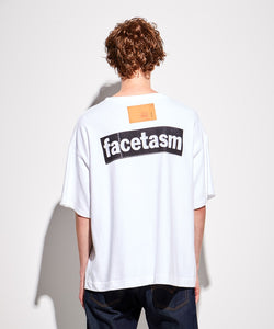 FACETASM | x LEVI'S® Graphic T-Shirt White