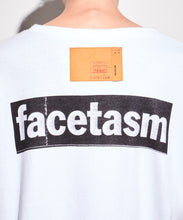 將圖像加載到畫廊查看器中FACETASM | x LEVI'S® Graphic T-Shirt White