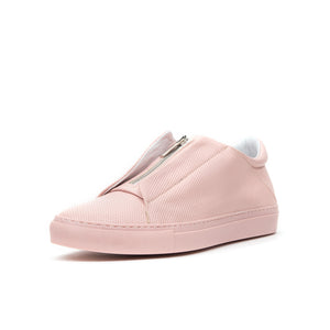 Ylati Nerone Low Pink Leather - Concrete