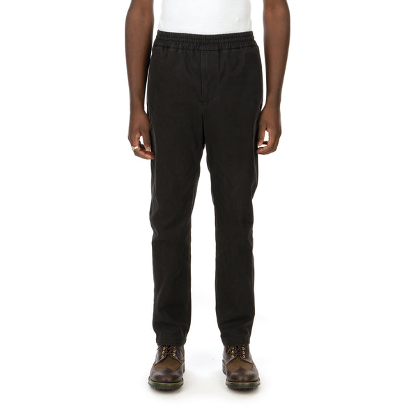 YOOST | Mr. Smart Pants Washed Black Check - Concrete
