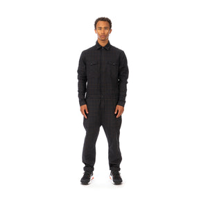 YOOST | Boiler Suit Grey Check