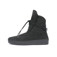 Load image into Gallery viewer, Ylati Giove High Nubuck Black - Concrete