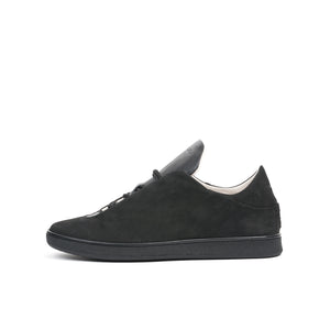 Ylati Virgilio Low Nubuck Black