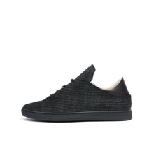Load image into Gallery viewer, Ylati Virgilio Low Reptile Nubuck Black