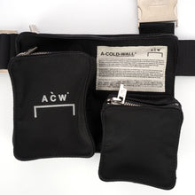 Load image into Gallery viewer, A-COLD-WALL* | V2 Holster Bag w. Multiple Pockets Black - Concrete
